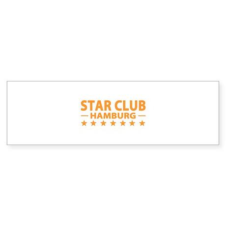 Star Club Hamburg Bumper Sticker