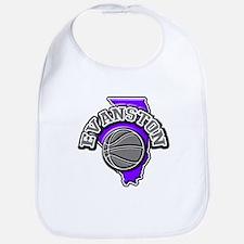Evanston Basketball Bib