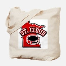St. Cloud Hockey Tote Bag