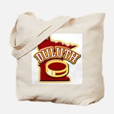 Duluth Hockey Tote Bag