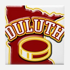 Duluth Hockey Tile Coaster