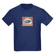 US stamp 24c Inverted Jenny Kids T-Shirt