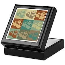 Sushi Pop Art Keepsake Box