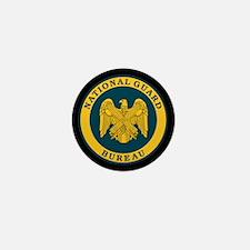 National Guard Bureau Seal Mini Button