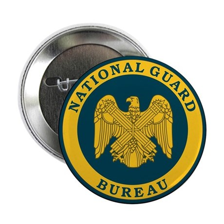 "National Guard Bureau Seal 2.25"" Button"