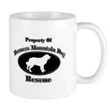 Property of Bernese Mountain Mug