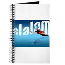 Slalom WaterSkier Journal