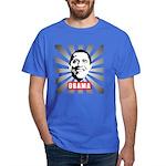 Obama Poster Dark T-Shirt