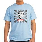 Obama Poster Light T-Shirt
