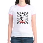 Obama Poster Jr. Ringer T-Shirt