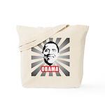 Obama Poster Tote Bag