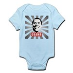Obama Poster Infant Bodysuit