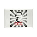 Obama Poster Rectangle Magnet (10 pack)