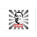 Obama Poster Postcards (Package of 8)