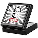 Obama Poster Keepsake Box