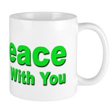 Peace Be With You Mug for World Peace