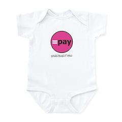 =Pay Infant Bodysuit