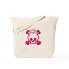 Princess Pirate Tote Bag