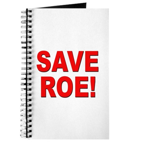 Save Roe Pro Choice Journal