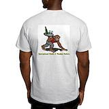 Butler monkey Mens Light T-shirts