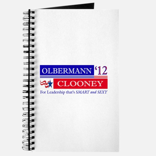 Olbermann Clooney 2012 Journal