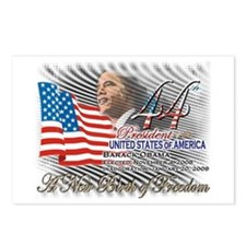 A New Birth of Freedom - Postcards (Package of 8)