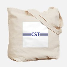 CST Stripe Tote Bag