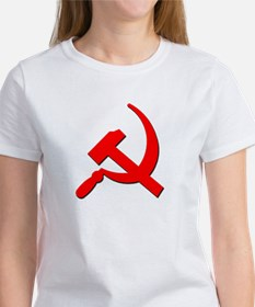 Soviet Retro Hammer and Sickle (Front) Tee