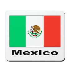 Mexico Mexican Flag Mousepad