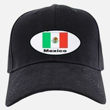 Mexico Mexican Flag Baseball Hat