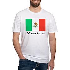 Mexico Mexican Flag Shirt