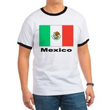 Mexico Mexican Flag T