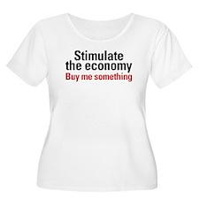 Stimulate The Economy T-Shirt