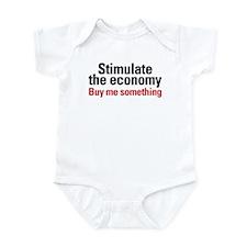 Stimulate The Economy Infant Bodysuit