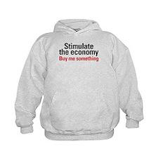 Stimulate The Economy Hoodie