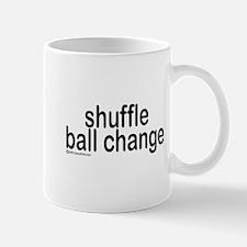 Shuffle Ball Change Mug