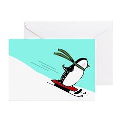 Penguin JOY Greeting Cards (Pk of 20)