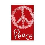 peace Sticker (Rectangle)