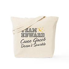 Twilight Edward Tote Bag