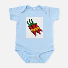 Hot Stuff Pepper Infant Creeper