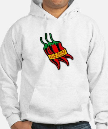 Hot Stuff Pepper (Front) Hoodie