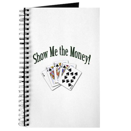 Show Me Money Poker Journal