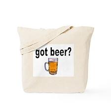 got beer? for Beer Lovers Tote Bag