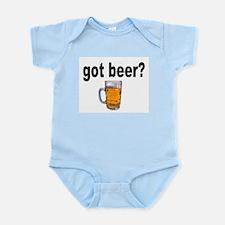 got beer? for Beer Lovers Infant Creeper