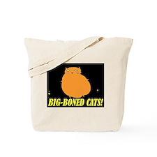 Big-Boned Cats! Tote Bag