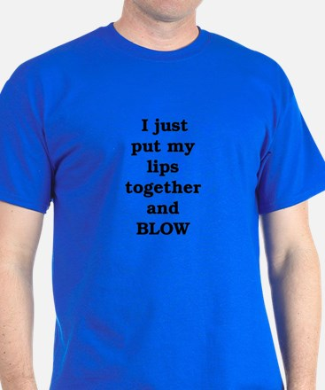 Every brass player does it T-Shirt