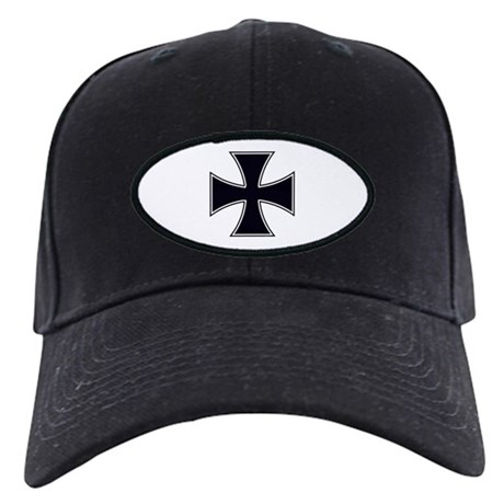 Iron Cross Black Cap