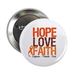 LEUKEMIA Hope Love Faith 2.25