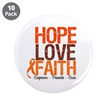 LEUKEMIA Hope Love Faith 3.5