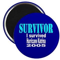 Hurricane Katrina Survivor 2.25